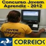 Concurso do Jovem Aprendiz Correios 2012 - Gabarito, Inscrições, Edital, Prova