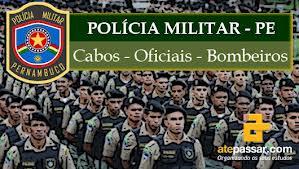 Concurso da Polícia Militar de Pernambuco PMPE 2013