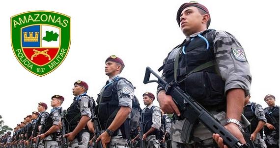 Polícia Militar do Amazonas PMAM 2013